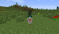 A villager chicken jockey.png