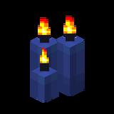 Три синие свечи (горящие).png