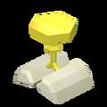 Потолочный золотой светильник (BiblioCraft).png