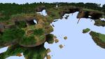 Мир Ассорти с генератором летающих островов и биомом vanilla layered.png