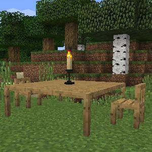 Стол со стулом (Rustic).png