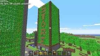 Minecraft Classic 0.0.19a
