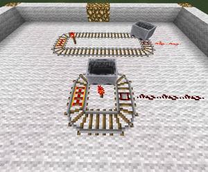 Redstone manual - rail clock.png