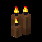 Три коричневые свечи (горящие).png