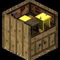 Мебельный декоратор золотой письменный стол (BiblioCraft).png