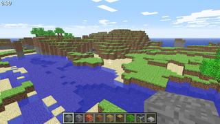 Minecraft Classic 0.30.