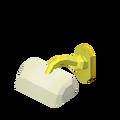Настенный золотой светильник (BiblioCraft).png