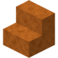 Smooth Red Sandstone Stairs JE3 BE1.png