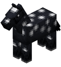 Black Horse with White Spots JE5 BE3.png