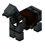 Gray Leather Horse Armor.png
