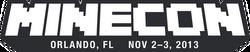 MINECON 2013 Logo.png