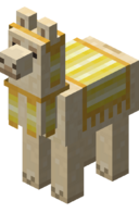 Yellow Carpeted Llama JE1 BE1.png