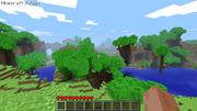 一个生成Infdev大树的Infdev世界。