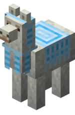 Light Blue Carpeted Llama JE2 BE2.png