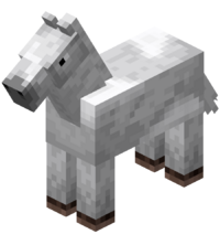 White Horse with White Field JE5 BE3.png