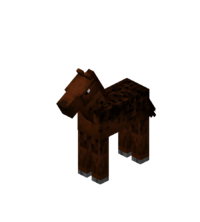 Baby Brown Horse with Black Dots.png