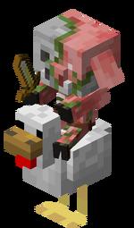 Chicken Zombified Piglin Jockey JE4.png