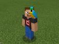 Cyan Parrot on Developer Steve.png