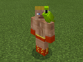 Green Parrot on Boxer Steve.png