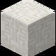 Chiseled Quartz Block Axis Y JE1 BE1.png