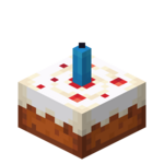 Light Blue Candle Cake.png