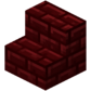 Red Nether Brick Stairs JE1 BE1.png