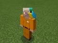 Cyan Parrot on Prisoner Steve.png