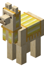 Yellow Carpeted Llama JE2 BE2.png