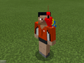 Red Parrot on Cyclist Steve.png