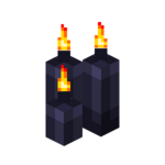 Three Black Candles (lit).png