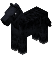 Black Horse with Black Dots JE5 BE3.png