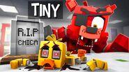 Tiny Chica Dies