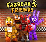 Fazbear and Friends Poster