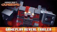 Minecraft Dungeons- Gameplay Reveal Trailer