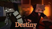 """""""DESTINY"""" Song by Neffex Minecraft Animation The Last Soul - Episode 2"""