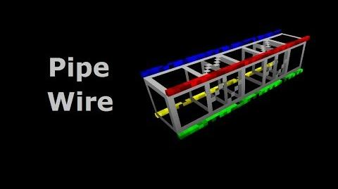 Pipe Wire - Buildcraft In Minutes
