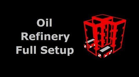 Oil Refinery Full Setup (Tekkit Feed The Beast) - Minecraft In Minutes