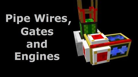Using Pipe Wires to Stop Engines from Overheating - Minecraft In Minutes