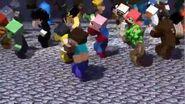 Minecraft dance-3