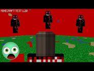 😨 Нашел секретную версию майнкрафт - Лучше не включай ее ночью! (Minecraft Test 1