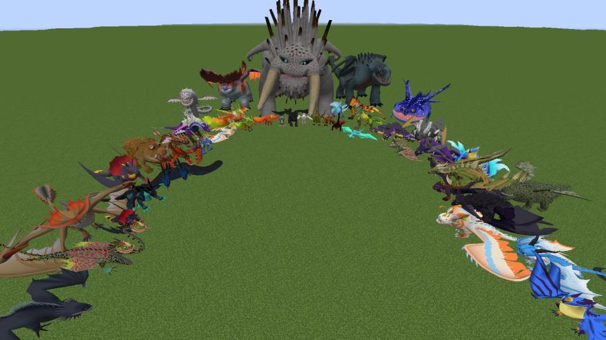 Dragons Minecraft Dragonfire Wiki Fandom