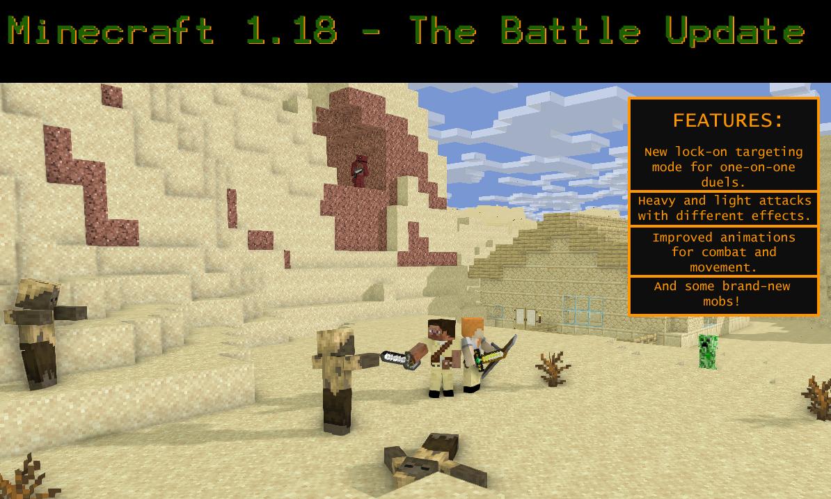 Minecraft mobs new Aquatic mob
