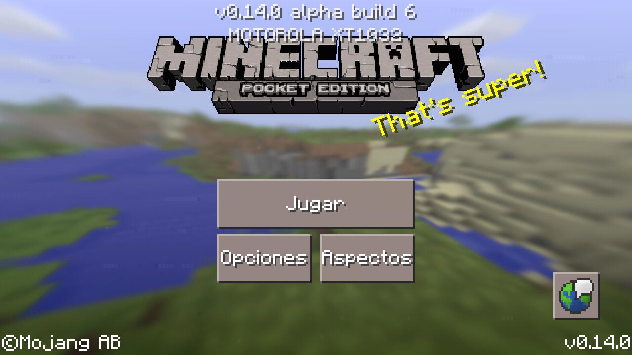0.14.0 alpha build 6