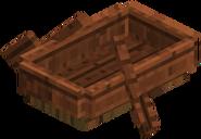 Bote de acacia