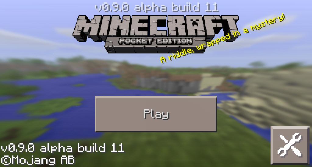 0.9.0 alpha build 11