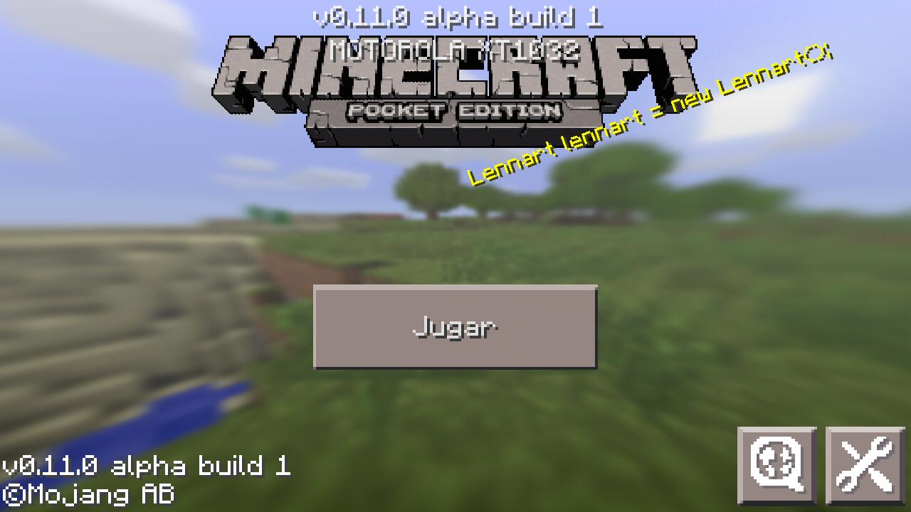 0.11.0 alpha build 1