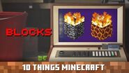 Blocks Ten Things You Probably Didn't Know About Minecraft