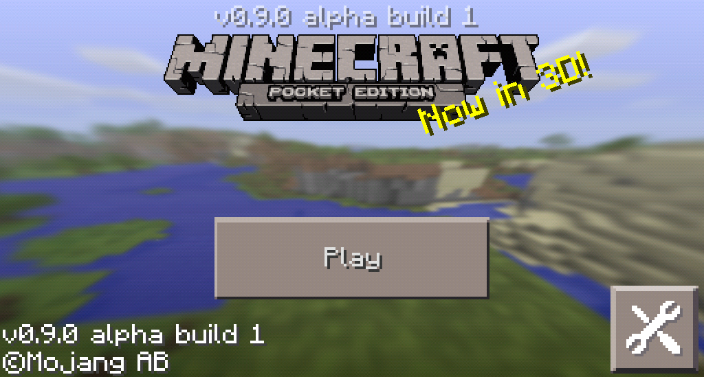 0.9.0 alpha build 1