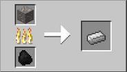 Fundicion mineral de hierro