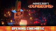 Minecraft Dungeons Opening Cinematic